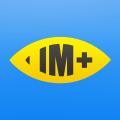 IM+ Instant Messenger (AppStore Link)