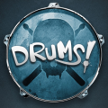 Drums! - A studio quality drum kit in your pocket (AppStore Link)