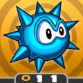 Spikey's Bounce Around (AppStore Link)