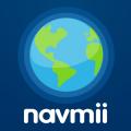 Navmii GPS Regno Unito e Repubblica d'Irlanda: Navigazione, mappe e traffico (Navfree GPS) (AppStore Link)