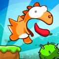 Dino Rush (AppStore Link)