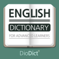 DioDict 4 English Dictionary for Advanced Learners (AppStore Link)