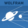 Wolfram Astronomy Course Assistant (AppStore Link)