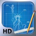Blueprint 3D HD (AppStore Link)