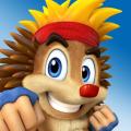Crazy Hedgy - Beat 'em up 3D Platformer (AppStore Link)