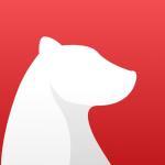 Icona applicazione Bear Writer
