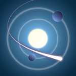 Foto per Orbit Path - Space Physics Game