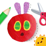 Immagine per The Very Hungry Caterpillar - Gioco creativo