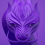 Immagine per Invisible Dragons