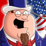 Icona applicazione Family Guy Freakin Mobile Game