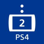 Icona applicazione PS4 Second Screen