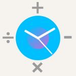 Icona applicazione Time Calc - Calcolatrice Tempo