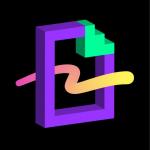 Icona applicazione GIPHY World: AR GIF Stickers