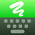 Icona applicazione FlickType Keyboard