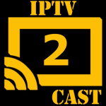 Immagine per iptv2cast, l'app per guardare i canali tv in streaming sul televisore tramite Apple TV o Chromecast | QuickApp