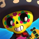 Icona applicazione Emoji animate di Brawl Stars