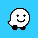 Icona applicazione Waze GPS & Traffico live