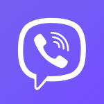 Icona applicazione Viber Messenger