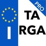 Icona applicazione iTarga Pro - Controllo Targa