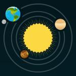 Immagine per Sistema Solare