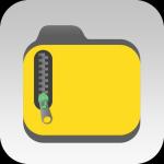 Icona applicazione iZip - Zip Unzip Unrar Tool