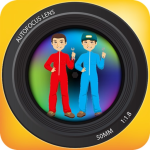 Immagine per Twins Camera - Auto Stitch clone photos
