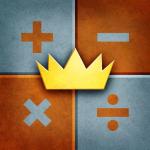 Icona applicazione Re della Matematica