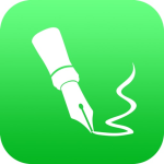 Immagine per Cool Writer - Awesome writing & note taking app with Dropbox & iCloud sync.