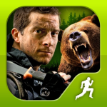 Icona applicazione Survival Run with Bear Grylls