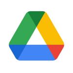 Icona applicazione Google Drive – archiviazione