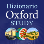 Icona applicazione Dizionario Oxford Study per studenti d'inglese