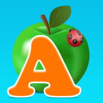 Immagine per ABCs alphabet phonics games for kids based on Montessori learining approach