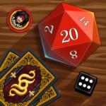 Immagine per Demons vs. Wizards - Magic Card & Dice Game
