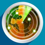 Immagine per Terra 3D - widget meteo orologio mondiale l'Italia