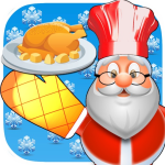 Icona applicazione I Menù di Babbo Natale