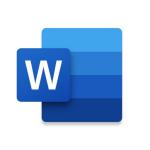 Icona applicazione Microsoft Word