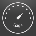 Immagine per Gage: Network Speed Test Utility