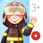 Icona applicazione Piccoli Pompieri