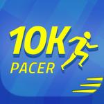 Immagine per 10K Pacer: Run pace training. Run faster