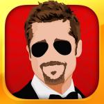 Icona applicazione Indovina la celebrità! ~ Logo quiz gratis
