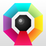 Icona applicazione Octagon - A Minimal Arcade Game with Maximum Challenge