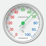 Immagine per Igrometro - Controlla umidità
