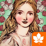 Icona applicazione Alice nel Paese delle Meraviglie, Arthur Rackham