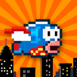 Icona applicazione Splashy Fish - Adventure of Flappy Tiny Bird Fish