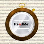 Immagine per ReadMe! (Spritz & BeeLine)