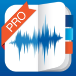 Immagine per eXtra Voice Recorder: record, edit, take notes, and sync with Dropbox (Perfect for lectures or meetings)
