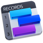 Immagine per Records — Database and Organizer
