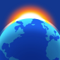 Immagine per Living Earth - Clock & Weather