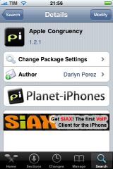 Apple Congruency