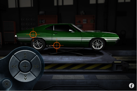 Fast furious virtual car garage 2 0 l 39 applicazione for Garage fast auto sarcelles